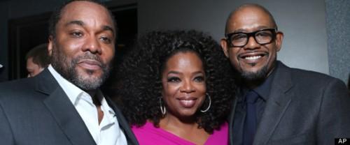 Lee Daniels, Oprah Winfrey, Forest Whitaker